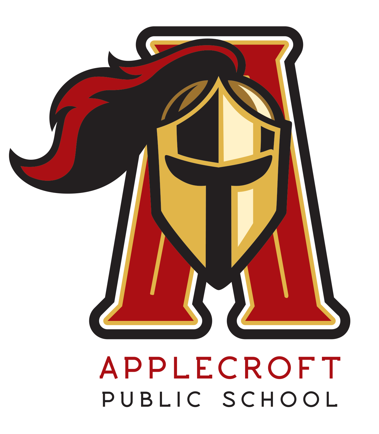 Applecroft Public School logo